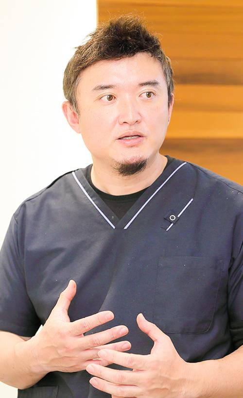 光田斗夢院長