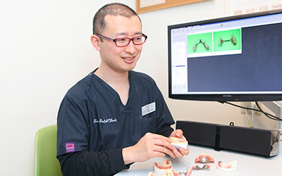 とむ歯科クリニックの入れ歯治療